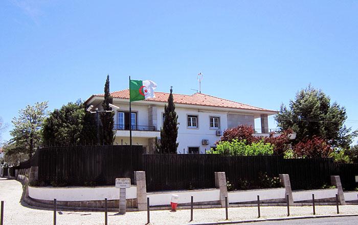 Embaixada da Argélia em Portugal